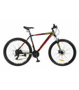 Горный велосипед OptimaBikes F-1 AM 14G HDD 21&quot 29&quot (OPS-OP-29-045) Black/Red/Yellow